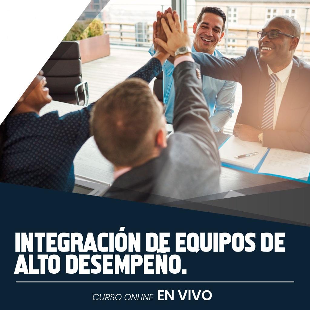 Integracion de equipos